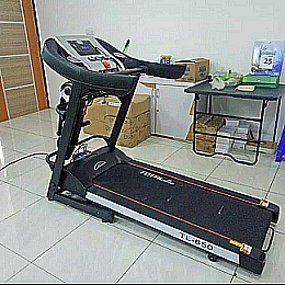 Treadmill Elektrik TL-650 Mesin 3Hp